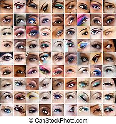øjne, 81, pictures.
