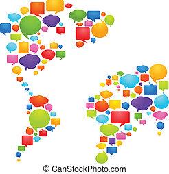 1, ideer, verden, -