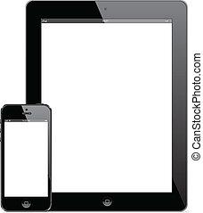 4, 5, ipad, iphone