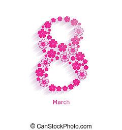 8, marts