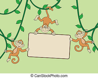 abe, blank underskriv