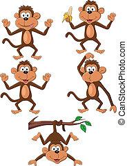abe, cartoon