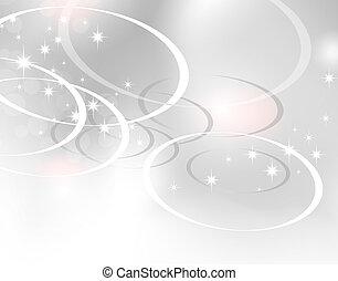 abstrakt, cirkel, baggrund