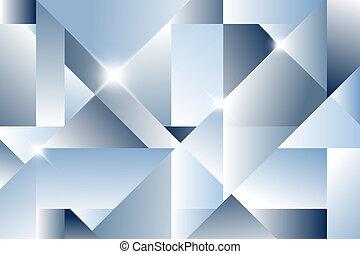 abstrakt, cubism, baggrund