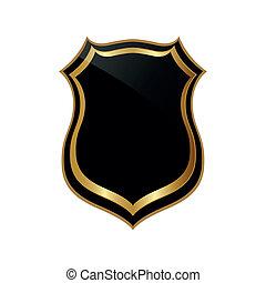 abstrakt, emblem