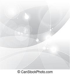 abstrakt, sølv, baggrund