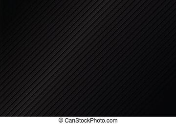 abstrakt, sort baggrund, metallisk