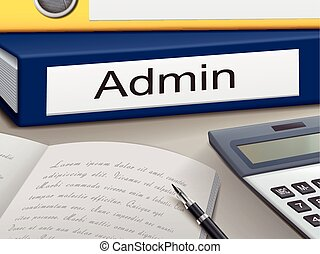admin, bind