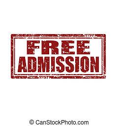 admission-stamp, fri