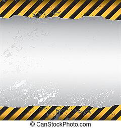advarsel, baggrund