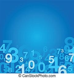 antal, baggrund