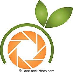 appelsin, logo, fotografi