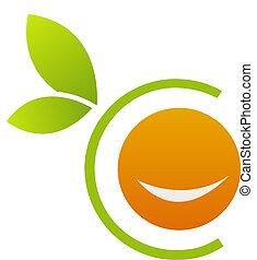 appelsin, logo
