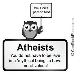 atheist, folk