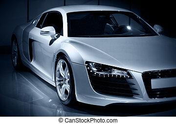 automobilen, sport, luksus