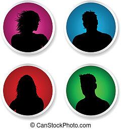 avatars, folk