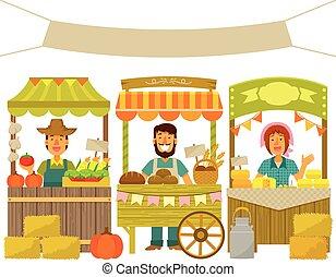 bønder markedsfører