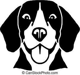 beagle, anføreren