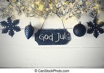 beklæde, betyder, gud, lys, jul, merry, fairy, jul