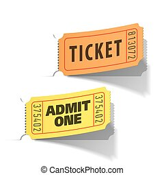 billetter, indgang