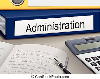 bind, administration