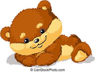 bjørn, cute