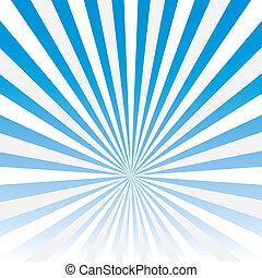 blå stjerrne, briste, abstrakt, vektor, baggrund