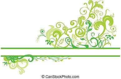 blomstrede, forår, konstruktion