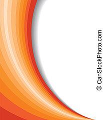brochure, abstrakt, baggrund