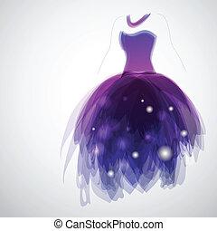 brud, klæde