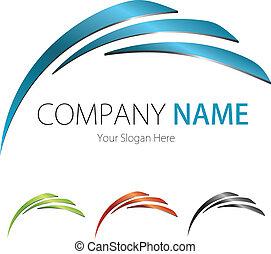 (business), selskab, konstruktion, logo