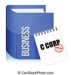 c, frimærke, aktieselskabet, lovlig dokumenter, anerkendt