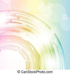 colourful, abstrakt