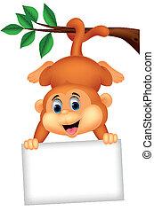 cute, cartoon, blank, abe, tegn