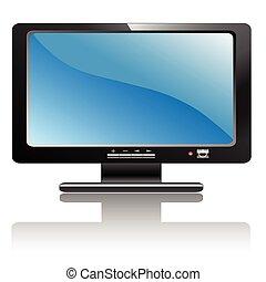 dataskærm