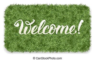dim, velkommen