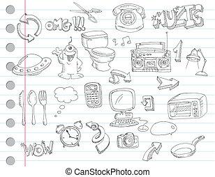 doodle, 2, sæt