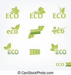eco, iconerne