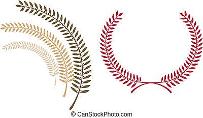 emblem, skabelon