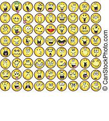 emotion, emoticons, vectors, ikon
