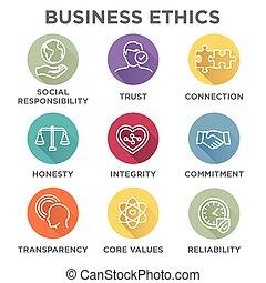 etik, firma