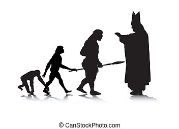 evolution, 5, menneske