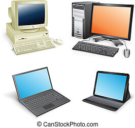 evolution, computer