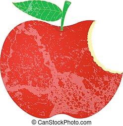 facon, grunge, æble, æd