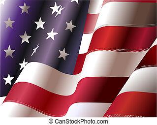 fastslår, foren, –, plakat, konstruktører, uafhængighed, 4, dag, america., juli, grafik
