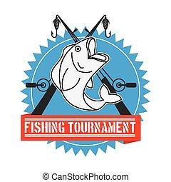 fiske, turnering