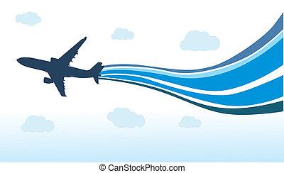 flyvemaskine, flyve