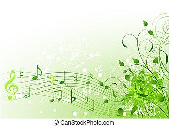 forår, sang