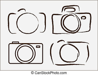fotografiske, kamera