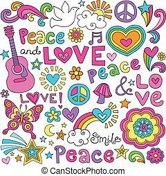 fred, constitutions, topfine, musik, doodles